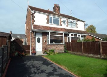 Thumbnail 2 bed semi-detached house for sale in Stanley Avenue, Penwortham, Preston