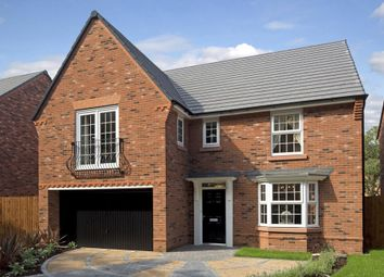 "Thumbnail 4 bedroom detached house for sale in ""Shelbourne"" at Village Street, Runcorn"