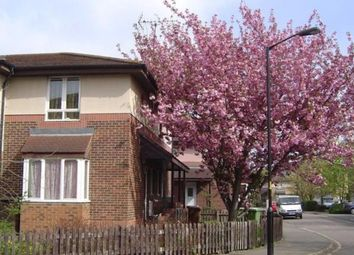 Thumbnail 1 bed end terrace house for sale in Chaucer Drive, London