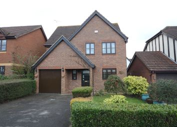 Thumbnail 4 bed detached house for sale in Norfolk Chase, Warfield, Berkshire