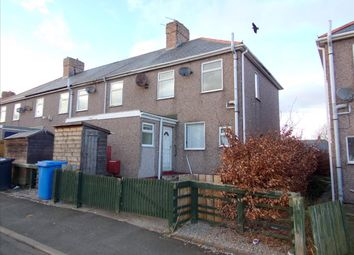 Thumbnail 3 bed semi-detached house to rent in Edward Street, Pegswood, Morpeth