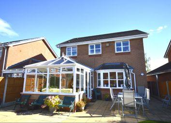 Thumbnail 4 bed detached house for sale in Aspen Grange, Weston Rhyn, Oswestry