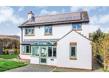 Thumbnail 4 bed detached house for sale in Llanvihangel Crucorney, Abergavenny