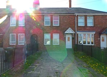 Thumbnail 3 bed terraced house to rent in Clapham Avenue, Newcastle Upon Tyne