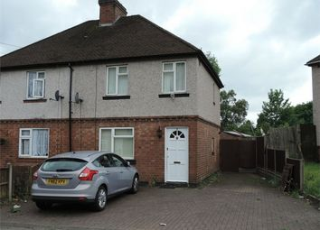Thumbnail 3 bedroom semi-detached house to rent in Queen Margarets Road, Canley, Coventry, West Midlands