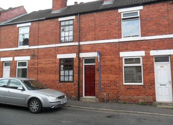 Thumbnail 2 bed terraced house to rent in Devonshire Road North, New Whittington, Chesterfield