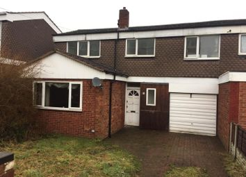 Thumbnail 3 bedroom semi-detached house for sale in Park Avenue, Polesworth, Tamworth