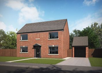 Thumbnail 4 bedroom detached house for sale in Moorfields, Whitehouse Drive, Killingworth, Northumberland