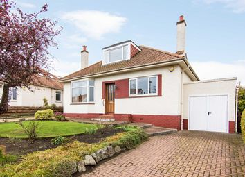 Thumbnail 4 bedroom bungalow for sale in Silverknowes Crescent, Silverknowes, Edinburgh