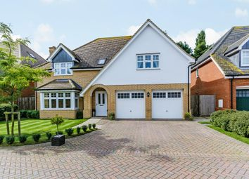 Thumbnail 5 bedroom property for sale in The Brambles, Great Barford, Bedford