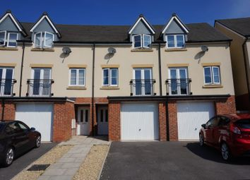 Thumbnail 4 bed town house for sale in Wood Green, Cefn Glas, Bridgend