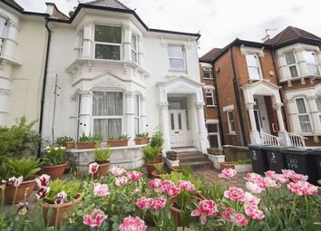 Thumbnail 2 bed flat to rent in Ferme Park Road, London