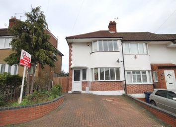 Thumbnail 3 bed end terrace house to rent in Carr Road, Northolt