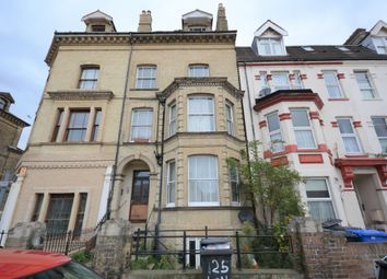Thumbnail 1 bedroom flat to rent in London Road South, Lowestoft, Suffolk