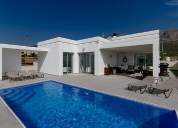 Thumbnail 3 bed detached house for sale in Polop, Alicante, Spain