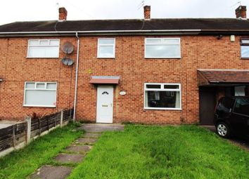 Thumbnail 3 bed terraced house for sale in Leominster Drive, Manchester, Greater Manchester
