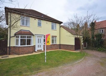 Thumbnail 4 bed detached house to rent in Hawthorn Drive, Barlby, Selby