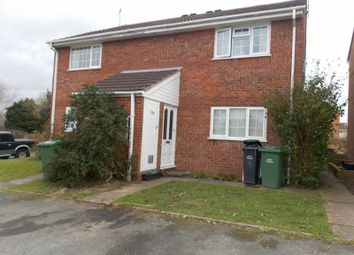 Thumbnail 1 bed maisonette to rent in Henley Drive, Droitwich Spa, Worcestershire