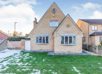 3 bed detached house for sale in Church Fields Road, Rossington, Doncaster DN11