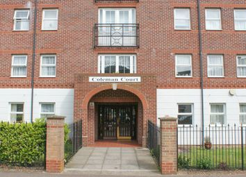 Thumbnail 1 bedroom flat for sale in Coleman Court, Clacton-On-Sea