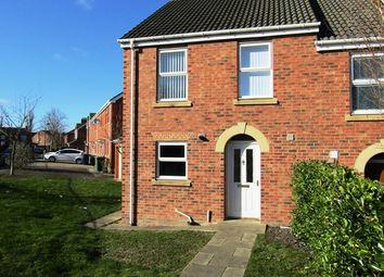 Thumbnail 3 bed semi-detached house to rent in Wallington Close, Blaydon-On-Tyne