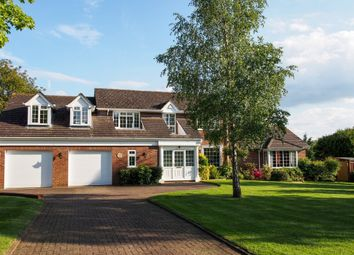 Thumbnail 5 bed detached house to rent in Whitehills Green, Goring On Thames, Reading