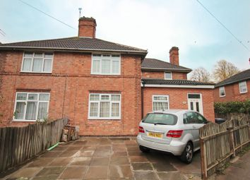Thumbnail 4 bedroom semi-detached house for sale in The Wayne Way, Leicester
