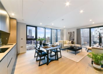 Thumbnail 2 bed flat to rent in 10 George Street, Canary Wharf, London