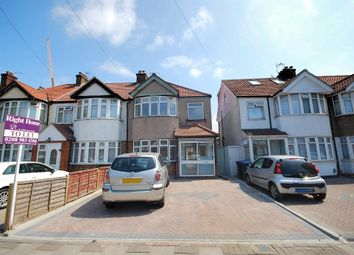 Thumbnail 4 bed end terrace house to rent in Ealing Road, Wembley, Middlesex