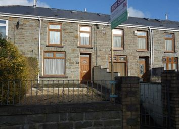 Thumbnail 3 bed terraced house for sale in Bute Street, Treherbert