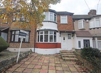 3 bed terraced house for sale in Elm Villas, Cuckoo Lane, London W7