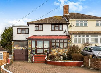 Thumbnail 4 bedroom semi-detached house for sale in Coombfield Drive, Dartford