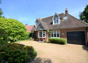 Thumbnail 4 bed detached house for sale in Fullers Road, Rowledge, Farnham, Surrey