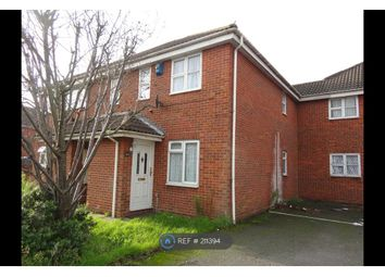 Thumbnail 1 bedroom maisonette to rent in Burdetts Road, Dagenham