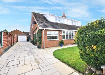 Thumbnail 2 bed semi-detached bungalow for sale in Ribby Avenue, Wrea Green, Preston, Lancashire