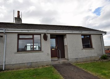 Thumbnail 1 bed semi-detached bungalow for sale in 4 Castlegreen Court, Thurso