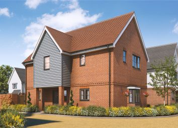 Thumbnail 4 bed detached house for sale in Orchard Gardens, Melbourn, Royston