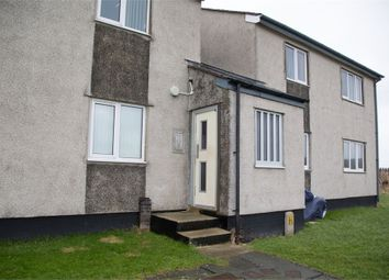 Thumbnail 2 bedroom flat for sale in Treseifion Estate, Holyhead, Anglesey
