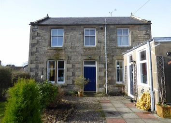 Thumbnail 2 bed semi-detached house for sale in Bishopgate, Cupar, Fife