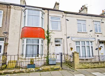 Thumbnail 3 bed terraced house for sale in Boosbeck Road, Skelton-In-Cleveland, Saltburn-By-The-Sea