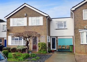 Thumbnail 4 bed link-detached house for sale in Merryfield Crescent, Angmering, Littlehampton