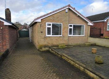 Thumbnail 2 bed detached bungalow for sale in Oulton Avenue, Bramley, Rotherham
