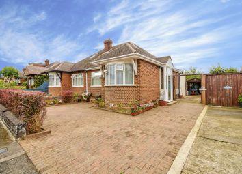 Thumbnail 2 bed semi-detached bungalow for sale in Derwent Avenue, Luton