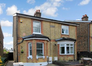 Thumbnail 2 bed semi-detached house to rent in Bayhall Road, Tunbridge Wells