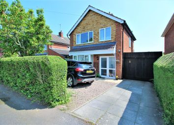 Thumbnail 3 bedroom detached house for sale in Browning Road, Oakham