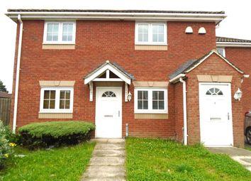 Thumbnail 2 bed flat to rent in Newton Grange, Hemsworth, Pontefract