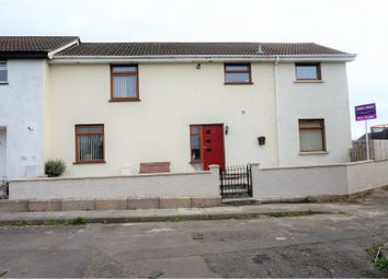 Thumbnail 5 bed end terrace house for sale in Marshallstown Mews, Carrickfergus