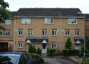 Thumbnail 4 bed terraced house to rent in Highbury Square, Southgate, London