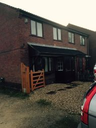 Thumbnail 3 bed end terrace house to rent in Brigg Close, Lincoln, Lincolnshire.