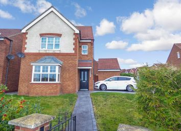 Thumbnail 4 bed detached house for sale in Dilston Grange, Wallsend